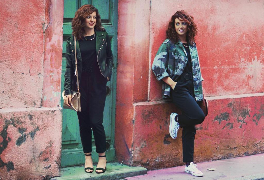 La Combi de Jour comme de Nuit par  Elorri + Selection Shopping