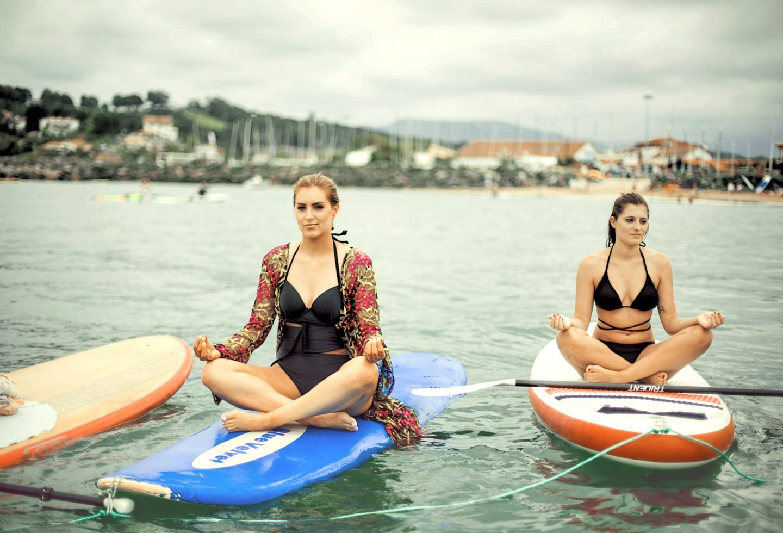 BonjourBlondie Boohoo Pilates Paddle