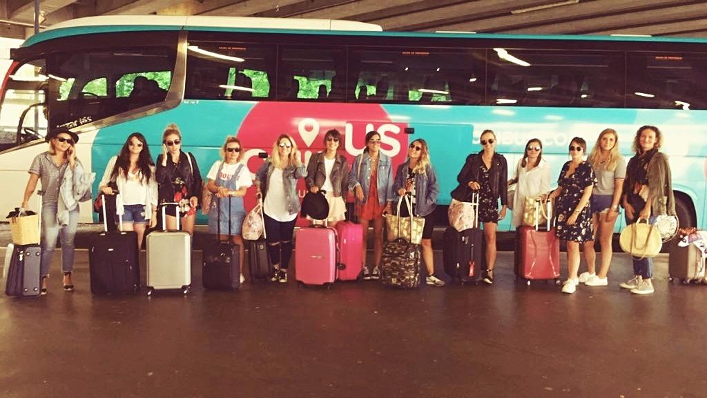 Les blogueuses Toulousaines ne vacances avec Boohoo