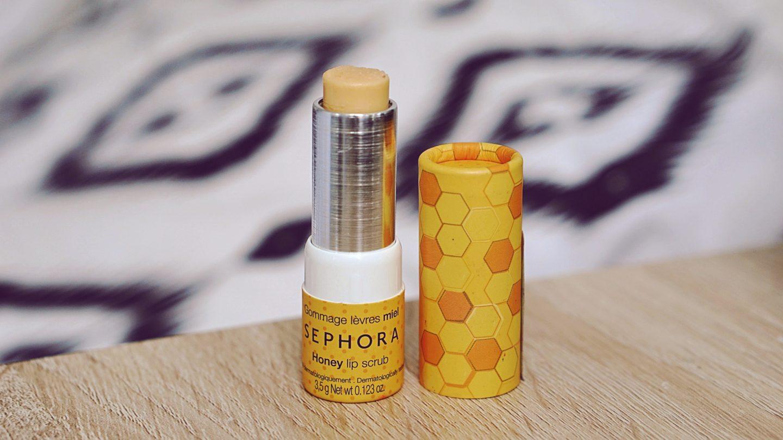 Exfoliants à lèvres Gommage Dior VS Sephora BonjourBlondie