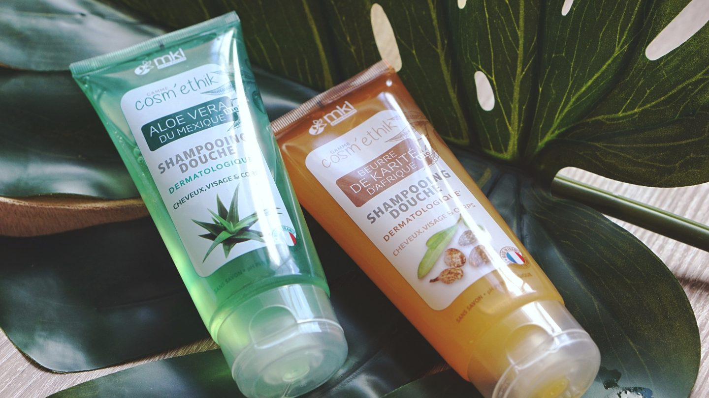 Mon avis sur les shampooings 3 en 1 MKL Green Nature Cosmethiks