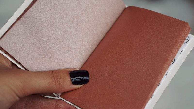 Mai Couture Sicily Blush Papier BonjourBlondie avis