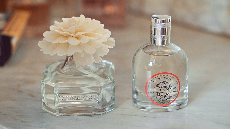 A la découverte des nouveaux parfums Durance
