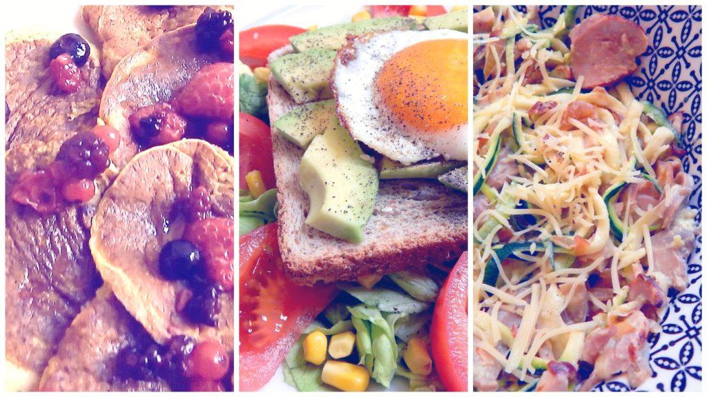 Get Healthy With Me | Une journée dans mon assiette