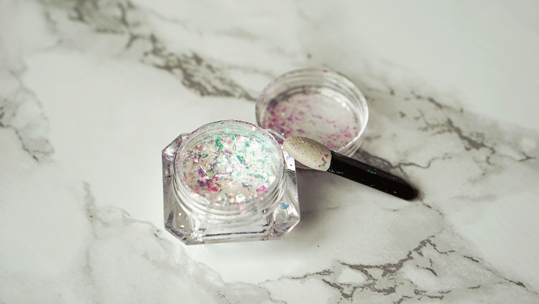 paillettes nail art holographic néejolie bonjourblondie petit prix chinois