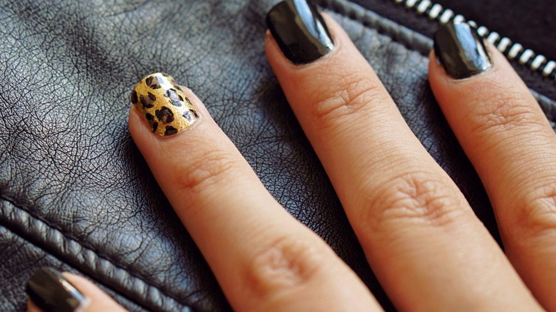 Le Nail Art Leopard c'est facile !