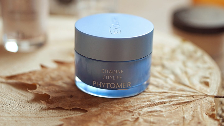Top & Fop OCTOBRE bonjourblondie crème citadine phytomere anti pollution avis